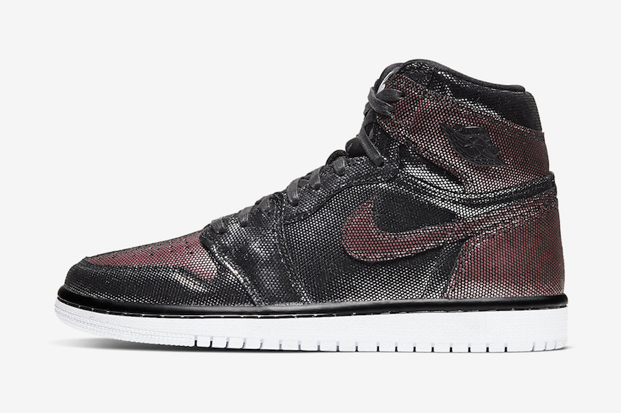 "Air Jordan 1 High OG WMNS ""Fearless"" 货号:CU6690-006"