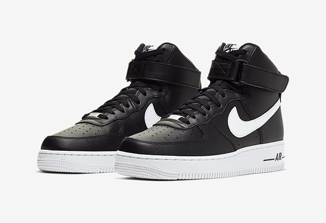 全新 Air Force 1 Mid ,实物欣赏