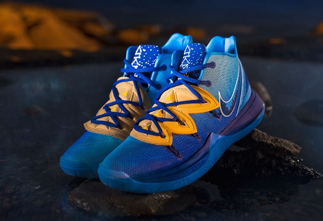 "Concepts x Nike Kyrie 5 ""Orion's Belt"" 发售日期:10 月 26 日"