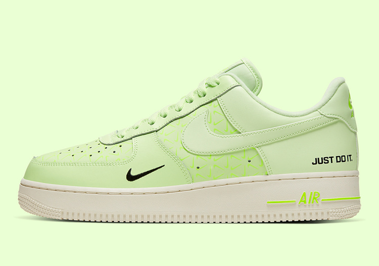 "Nike Air Force 1 Low ""Just Do It"" 货号:CT2541-700"