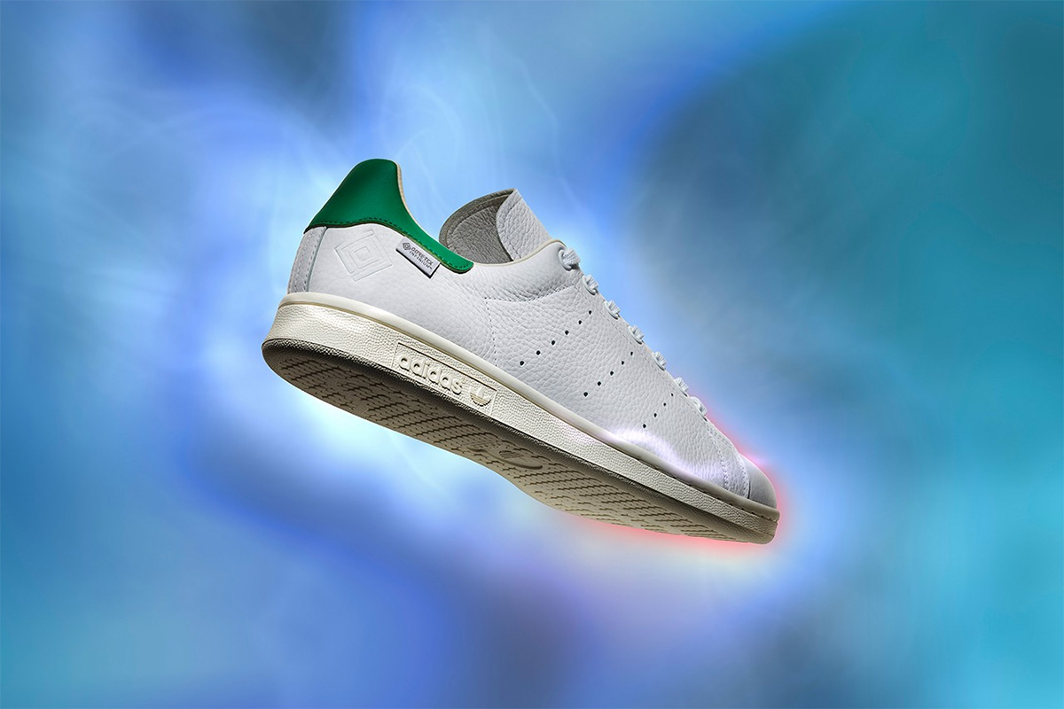 adidas Originals x Gore-Tex Infinium Stan Smith 货号:FU8926