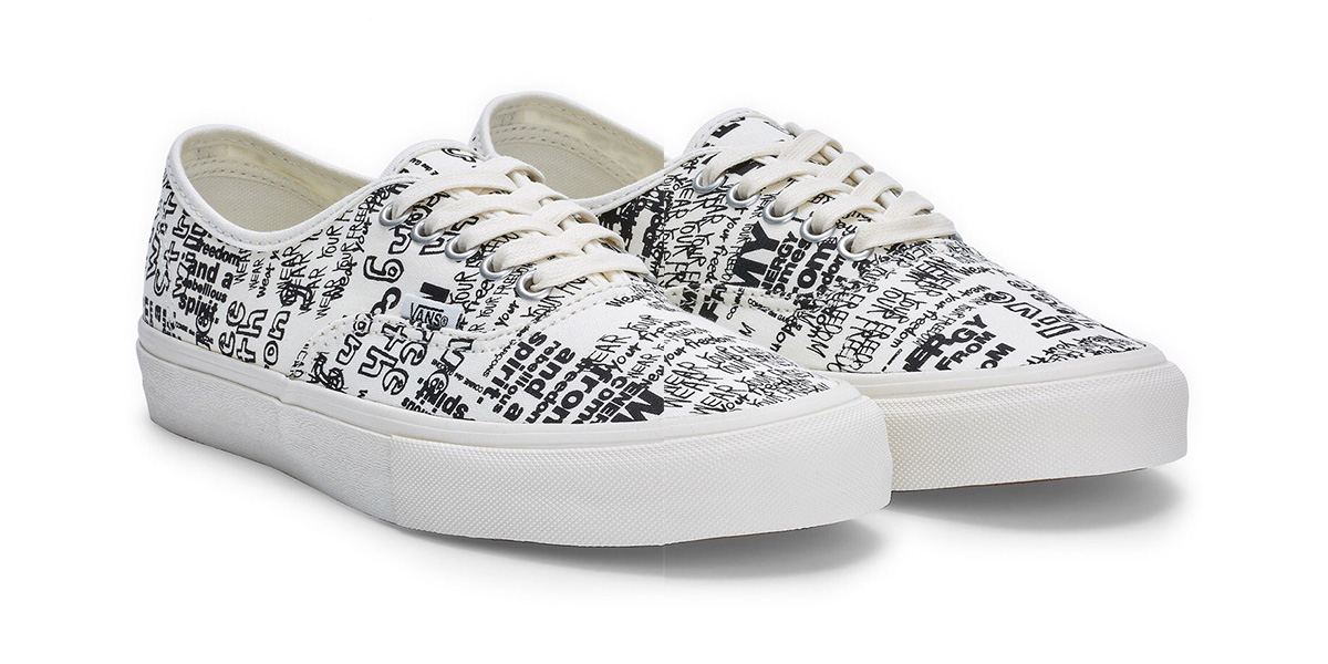 全新黑白格  CDG x Vans Authentic 即将发售