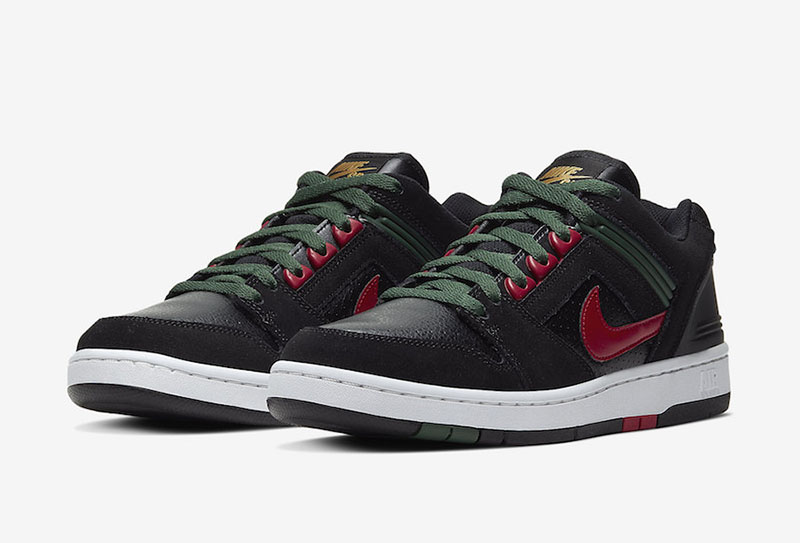 Nike SB Air Force 2 Low 货号:AO0300-002