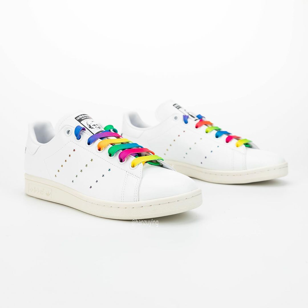 Stella McCartney X Adidas Stan Smith 发售日期:12 月 2 日