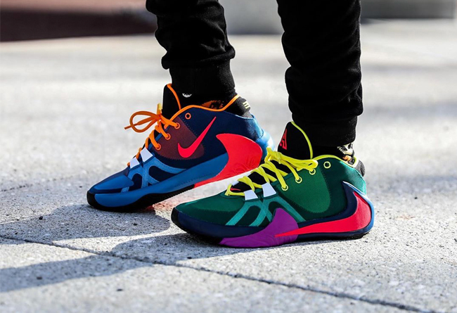 Nike Zoom Freak 1 货号:CT8476-800