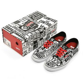 Firmament x Vans Vault Authentic 联名 货号:VN0A4CS4SM6