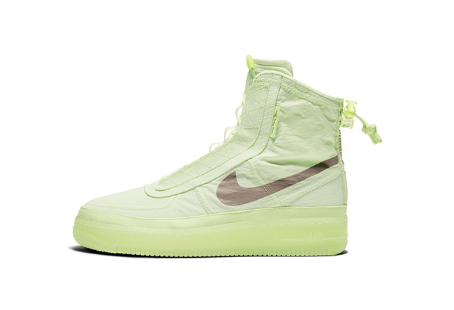 Nike Air Force 1 Hi Shell 货号:BQ6096-700