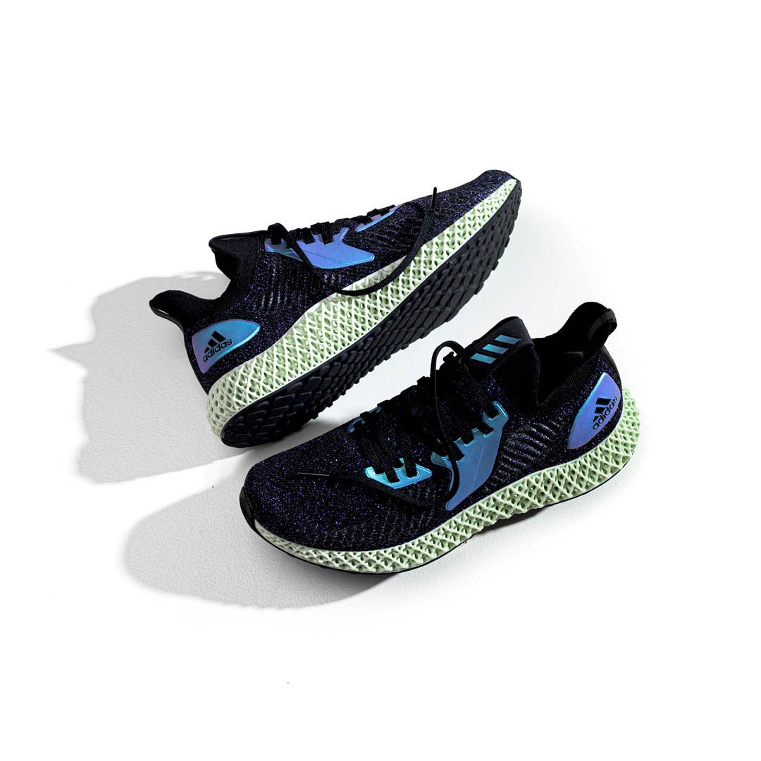 adidas Alphaedge 4D Space Race 货号:FV6106