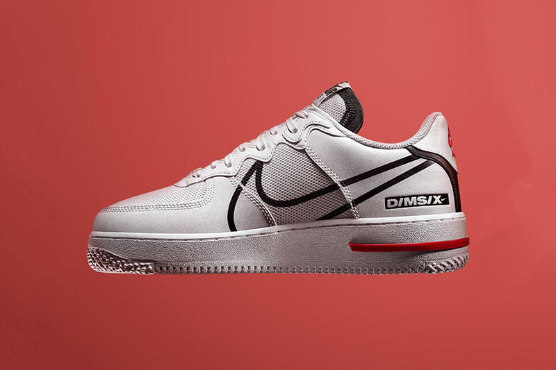 Nike Air Force 1 React D / MS / X 货号:CD4366-100
