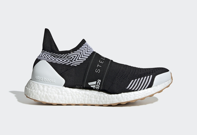 Stella McCartney x adidas Ultra Boost X 3D Knit 货号:EF3842