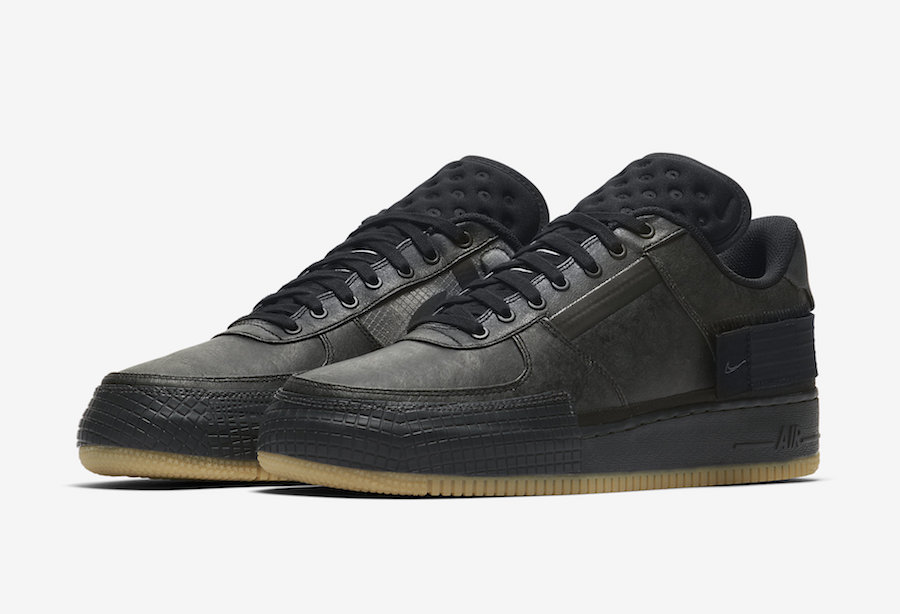 Nike Air Force 1 Type 货号:CJ1281-001