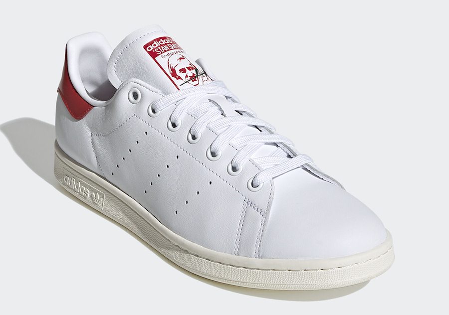 "adidas Stan Smith ""Valentine's Day"" 货号:EH1735-货号:EH1736"