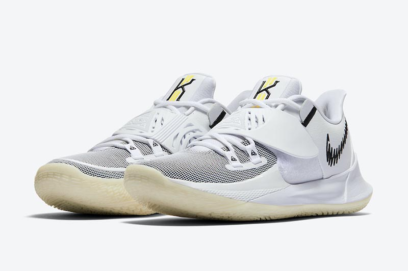 "Nike Kyrie Low 3 ""Glow in the Dark""货号:CJ1286-100"
