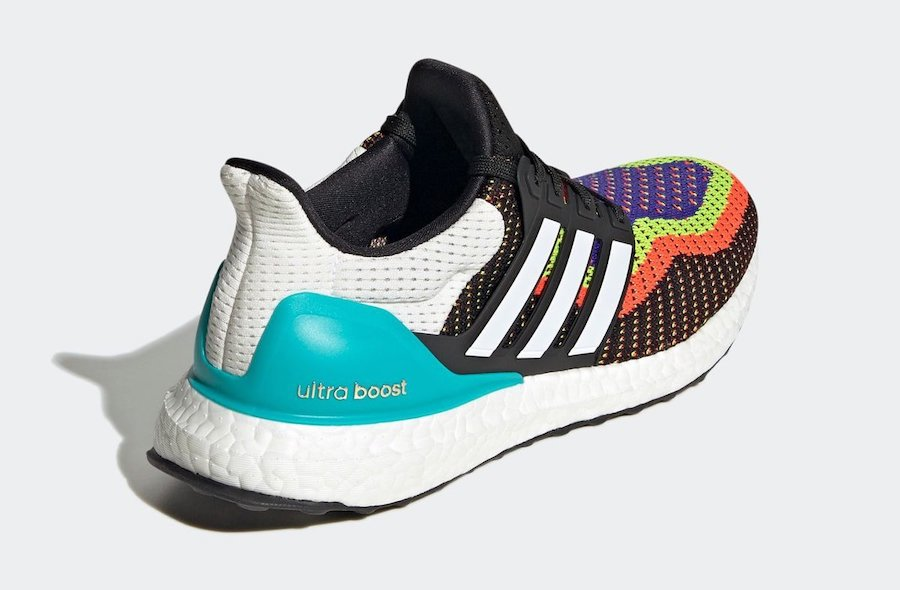 adidas Ultra Boost DNA 货号:FW8709