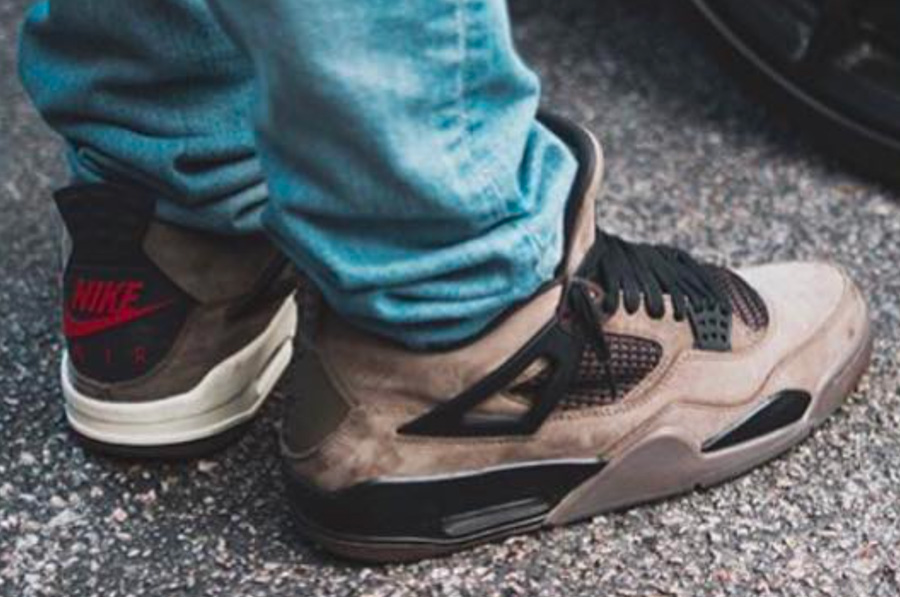 "Air Jordan 4 ""Taupe Haze""货号:DB0732-200"