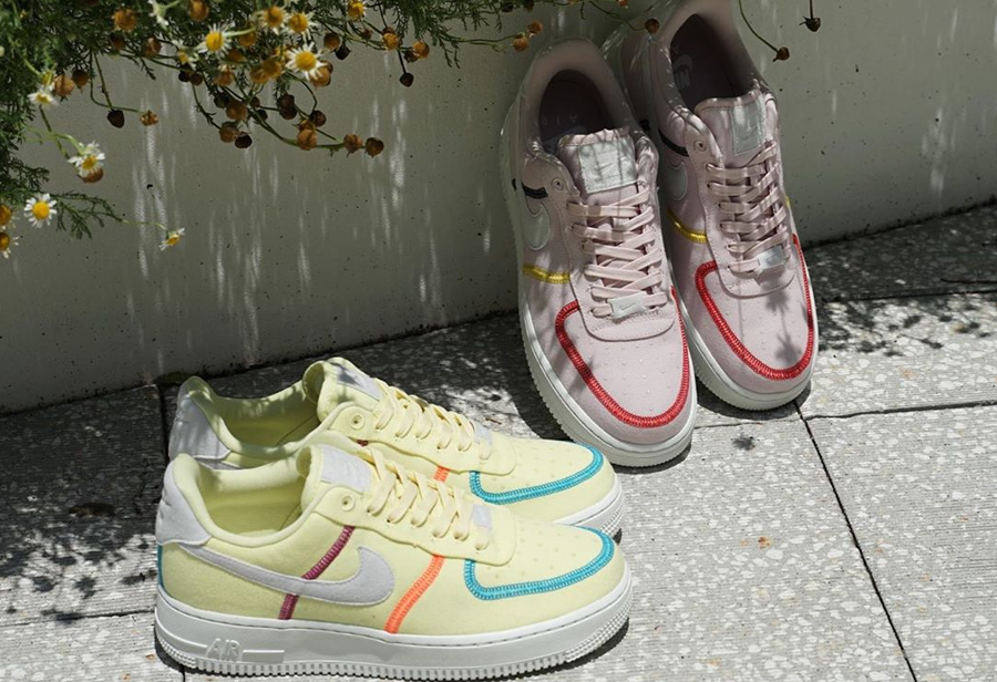 "Nike Air Force 1 Low ""Life Lime"" 货号:CK6572-600 / CK6572-700"