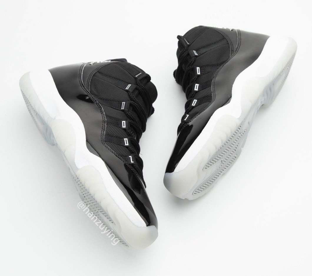 "Air Jordan 11 ""25th Anniversary"" 货号:CT8012-011"
