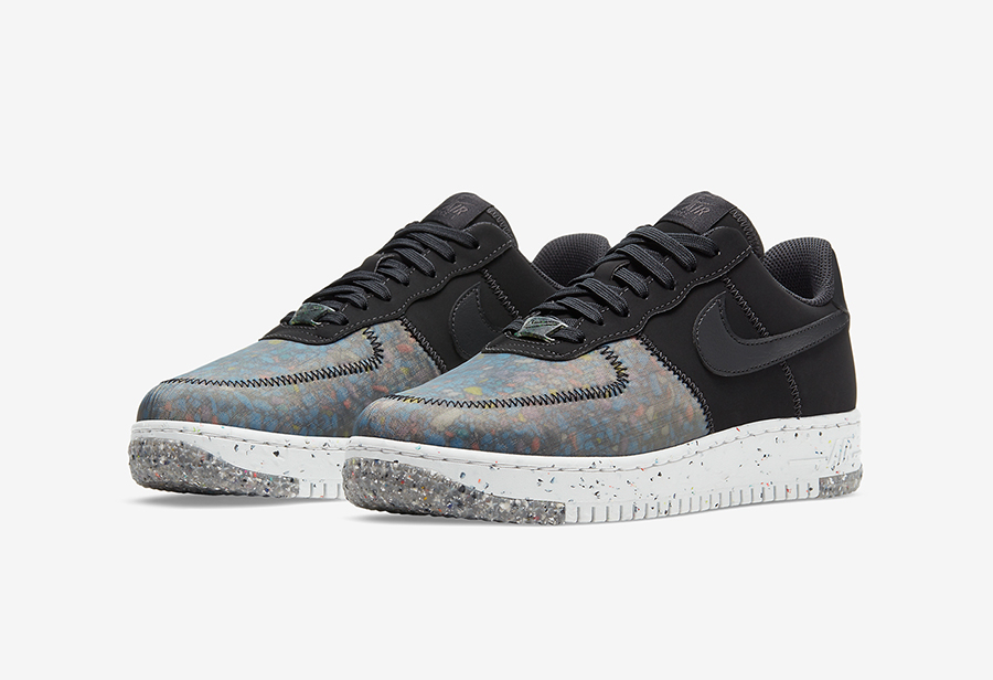 Nike Air Force 1 Crater 货号:CT1986-002