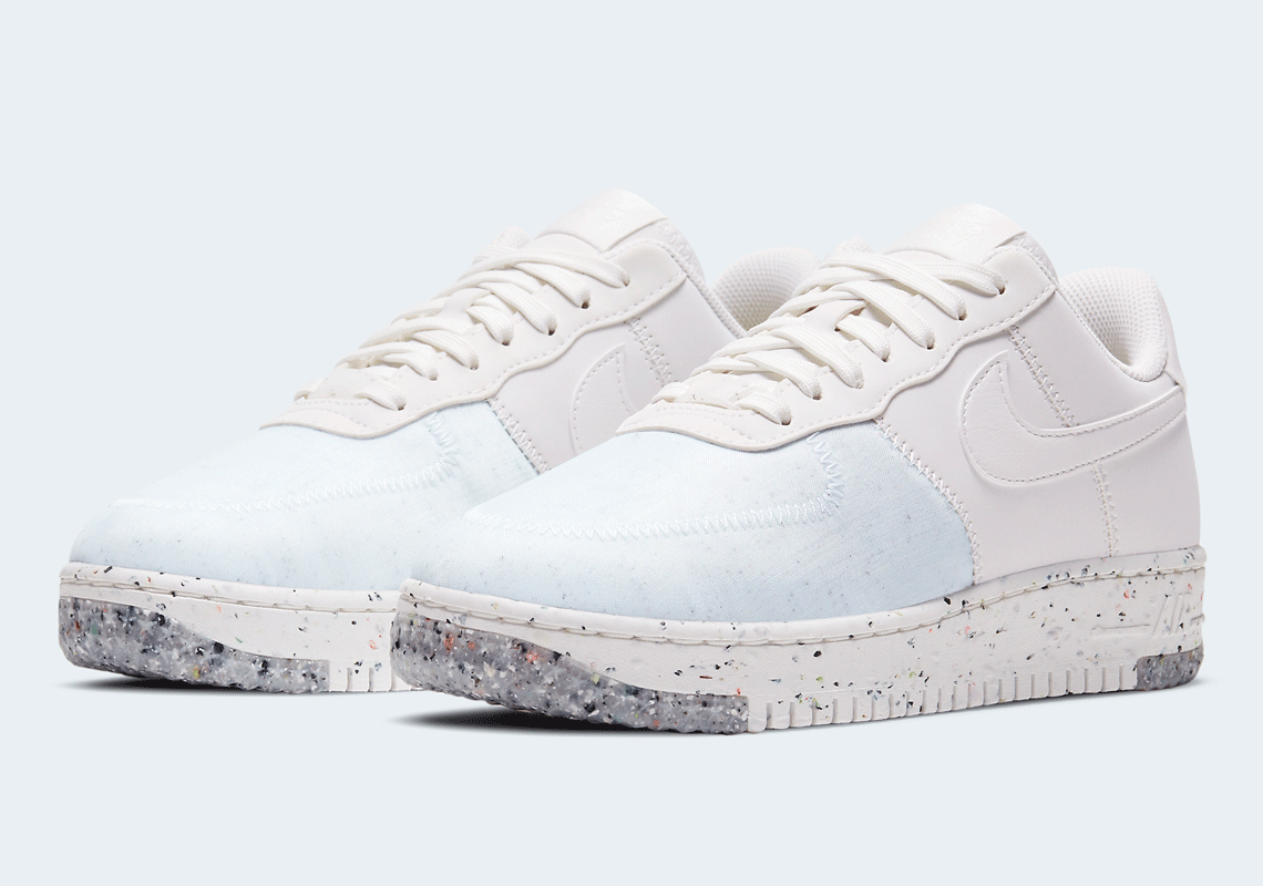 Nike Air Force 1 Crater Foam WMNS 货号:CT1986-100