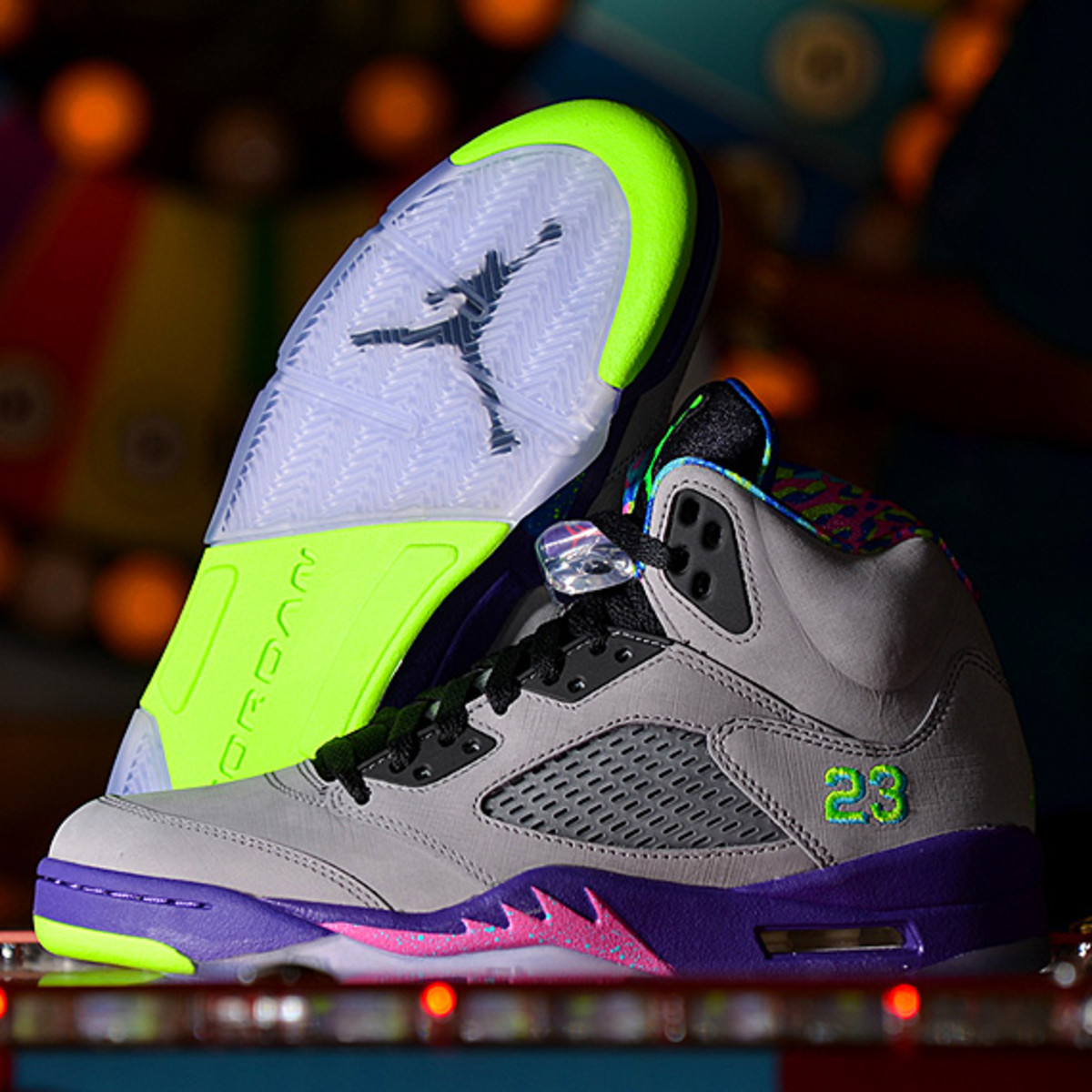 "Air Jordan 5 ""Alternate Bel-Air""货号:DB3335-100"