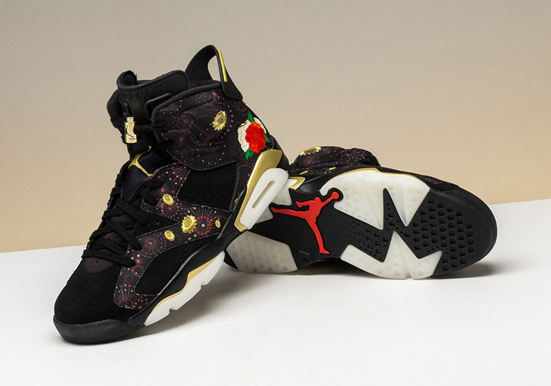 "Air Jordan 7 GC ""China""货号:CW2805-160"