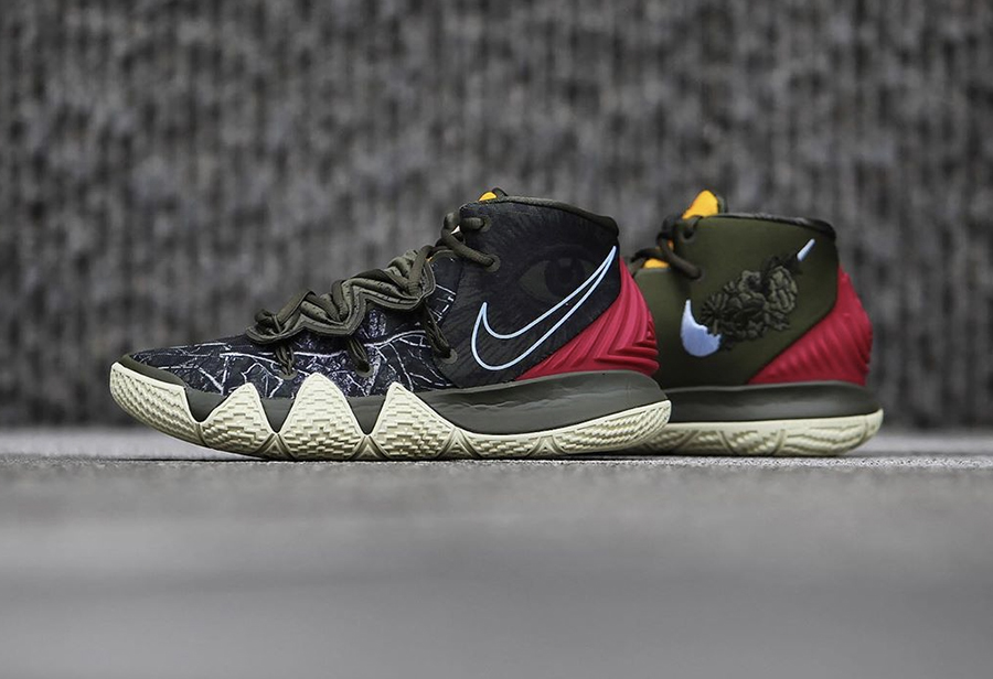 """Nike Kybrid S2 """"What The"""" 货号:CQ9323-300"""