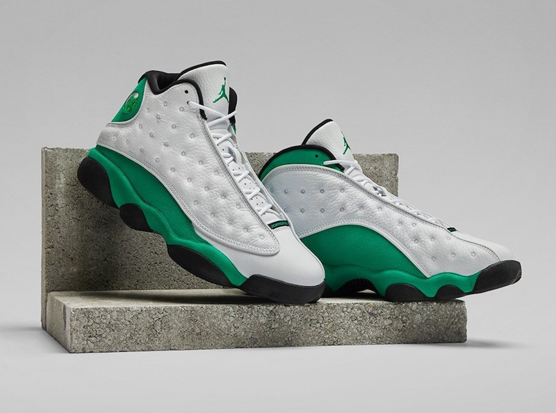 "Air Jordan 13 ""Lucky Green""货号:DB6537-113"