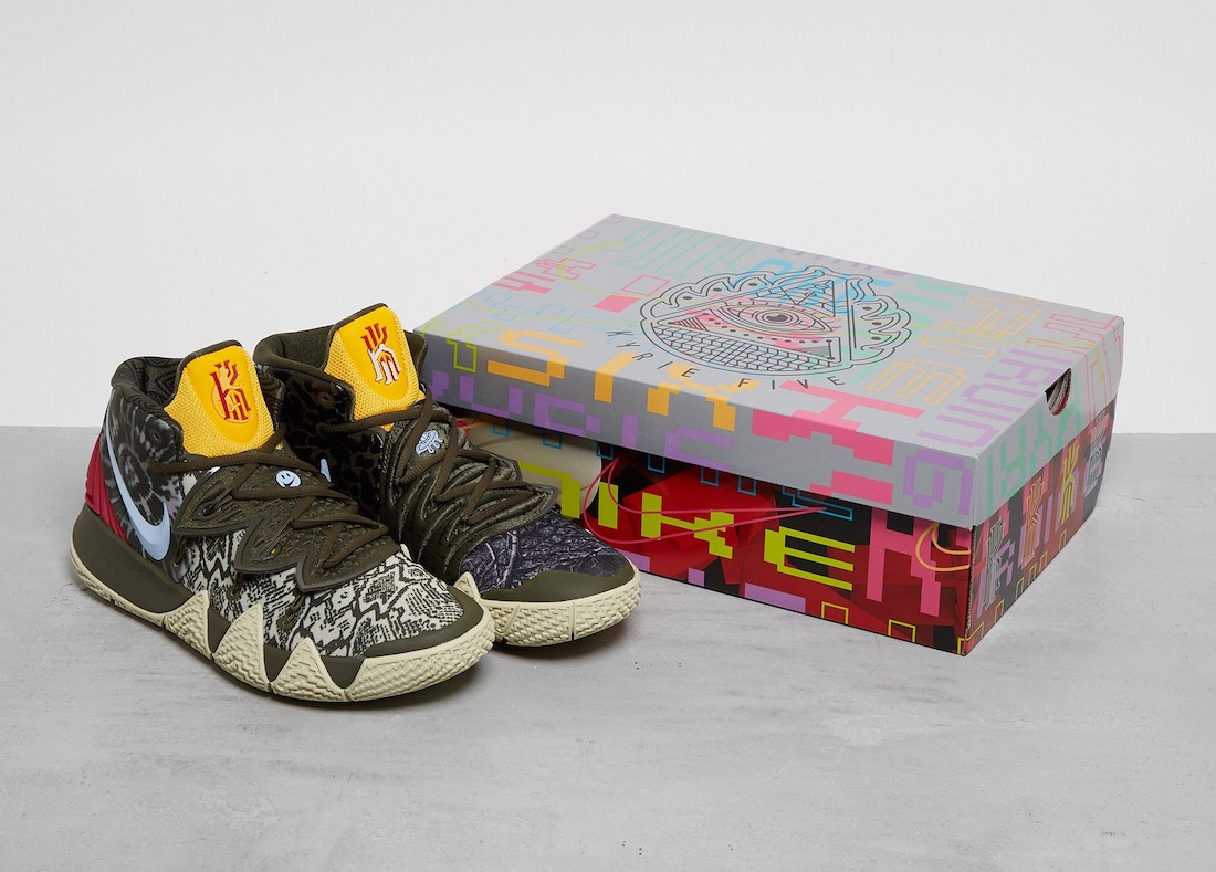 """Nike Kybrid S2 """"What The""""货号:CQ9323-300"""
