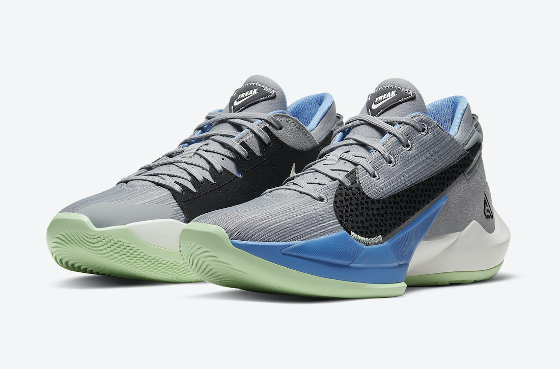 Nike Zoom Freak 2 货号:CK5424-004