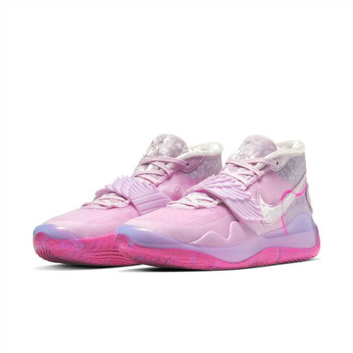 "Nike KD 13 ""Aunt Pearl"" 货号:DC0011-600"