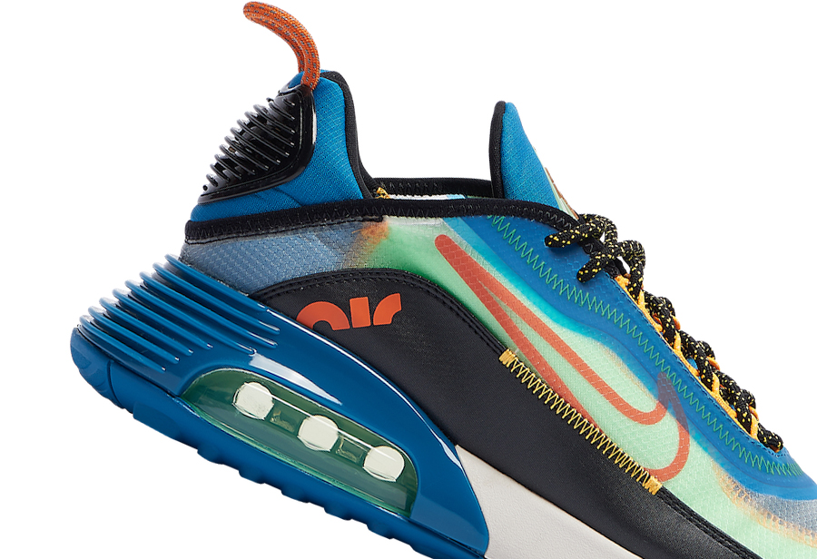 "Nike Air Max 2090 ""Green Abyss""货号:CZ7867-300"