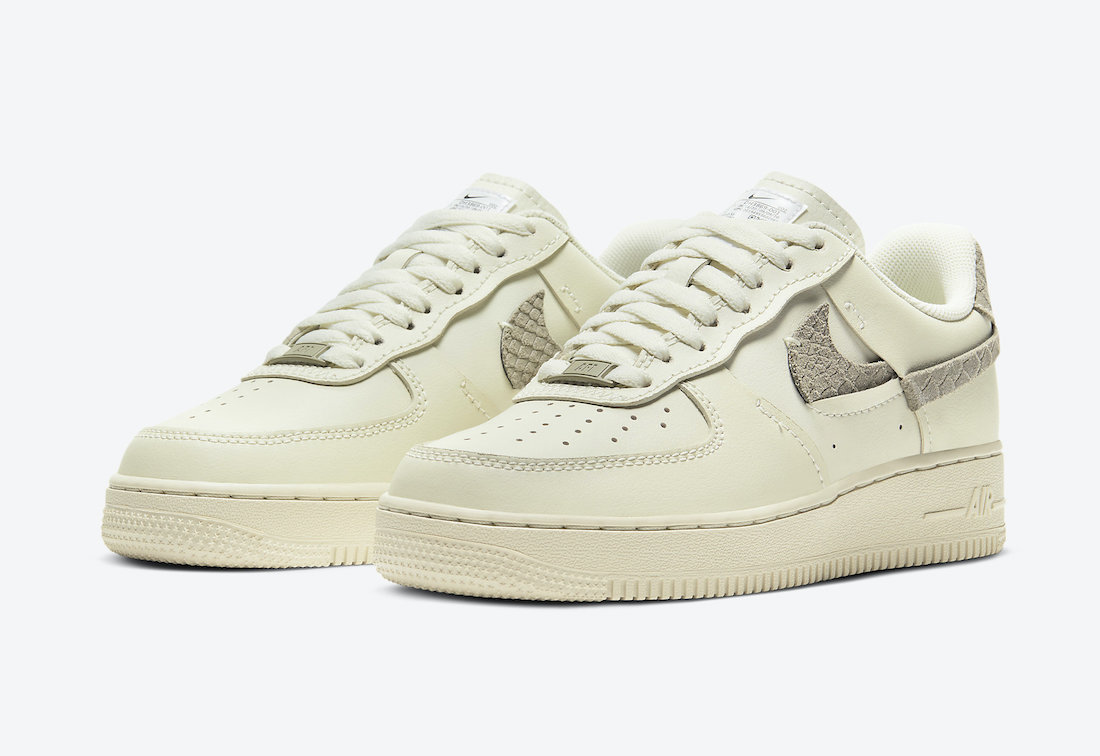 "Nike Air Force 1 Low LXX ""Sea Glass"" 货号:DH3869-001"