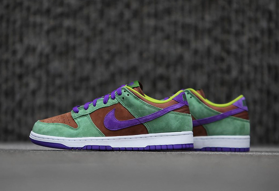 "Nike Dunk Low SP ""Veneer"" 货号:DA1469-200"