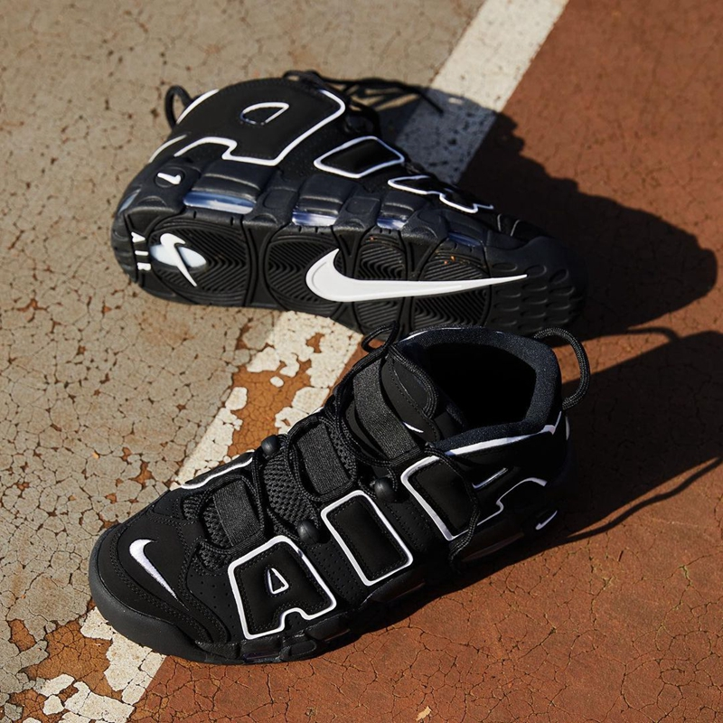 Nike Air More Uptempo 货号:414962-002
