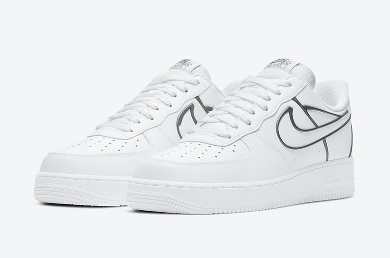Nike Air Force 1 Low 货号:DH4098-100
