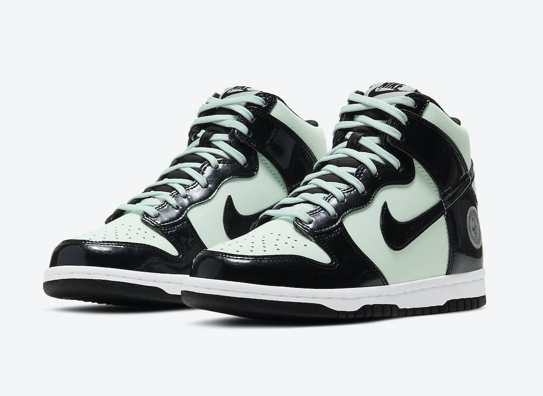 "Nike Dunk High ""All-Star""货号:DD1398-300"