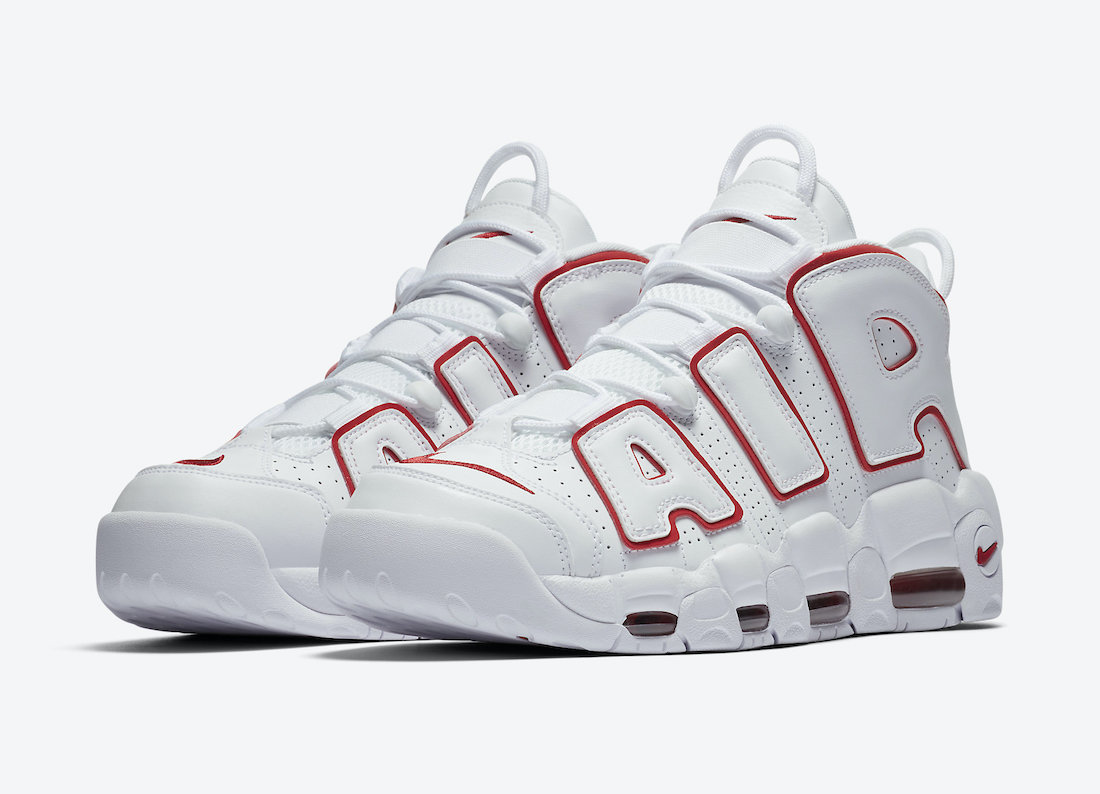"Nike Air More Uptempo ""Renowned Rhythm"" 货号:921948-102"