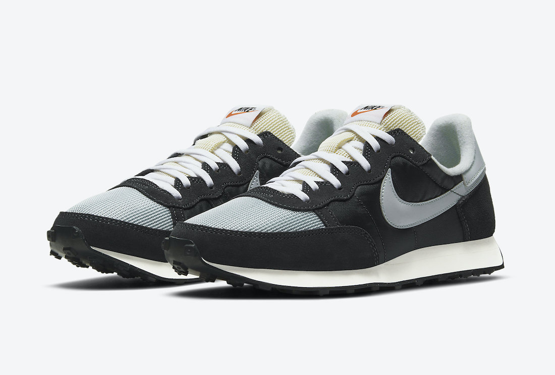 "Nike Challenger OG ""Dark Smoke Grey"" 货号:CW7645-007"
