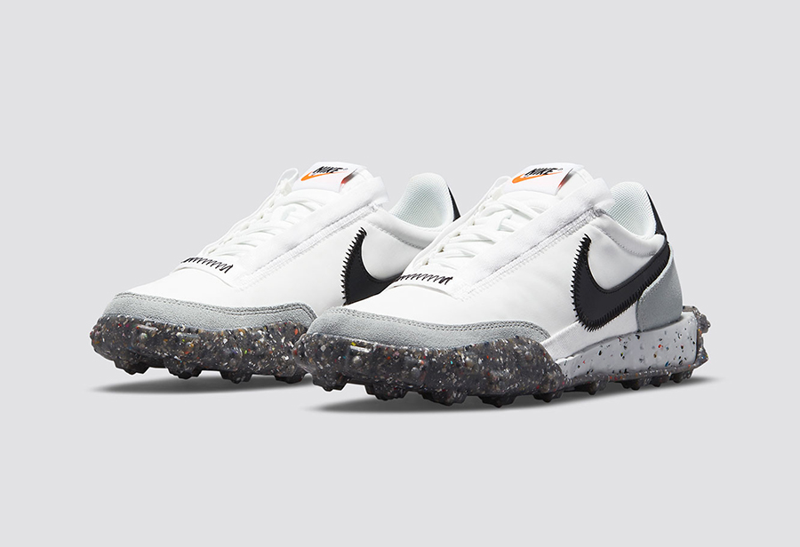 Nike Waffle Racer Crater 货号:CT1983-104