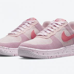 Nike Air Force 1 Crater Flyknit  货号:DC7273-600