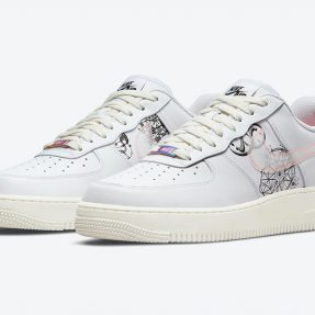 """Nike Air Force 1 Low """"The Great Unity"""" 货号:DM5447-111"""