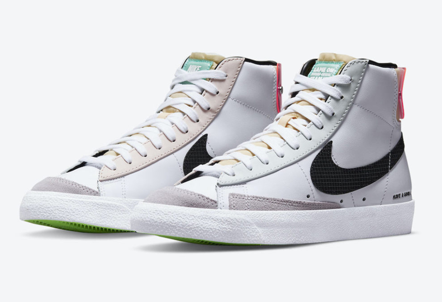 """Nike Blazer Mid """"Have A Good Game"""" 货号:DO2331-101"""