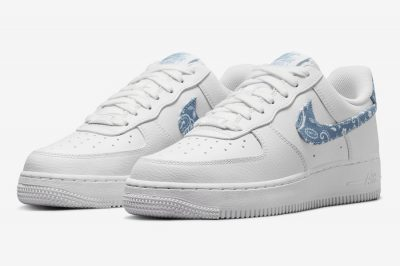 """Nike Air Force 1 Low """"Paisley"""" 货号:DH4406-100"""